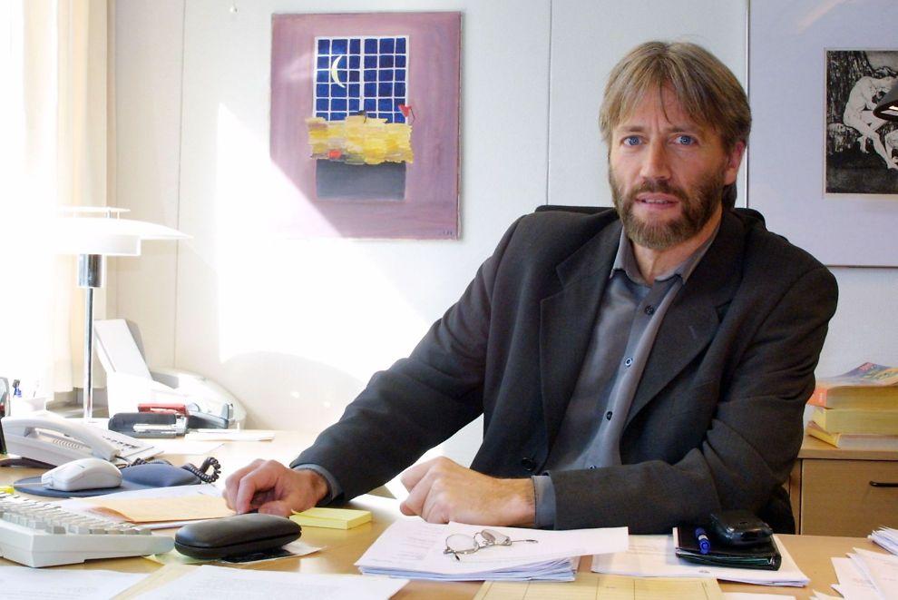 VIL LEDE PST: Direktør Terje Sjeggestad i Utlendingsnemda har søkt stillingen som PST-sjef.
