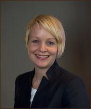 Kamilla Lunde Sørli, rådgiver trygderett hos Infotjenester. Foto: Kristian Helgesen