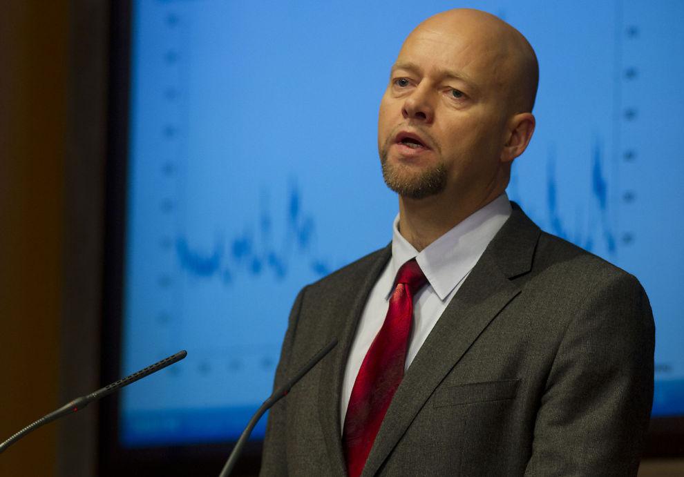 IKKE GRATIS: Sjefen for Oljefondet, Yngve Slyngstad, må styre fondet etter et eget etiske regelverk. Ifølge fondets egne beregninger har reglene kostet fondet 10,6 milliarder kroner siden 2005.