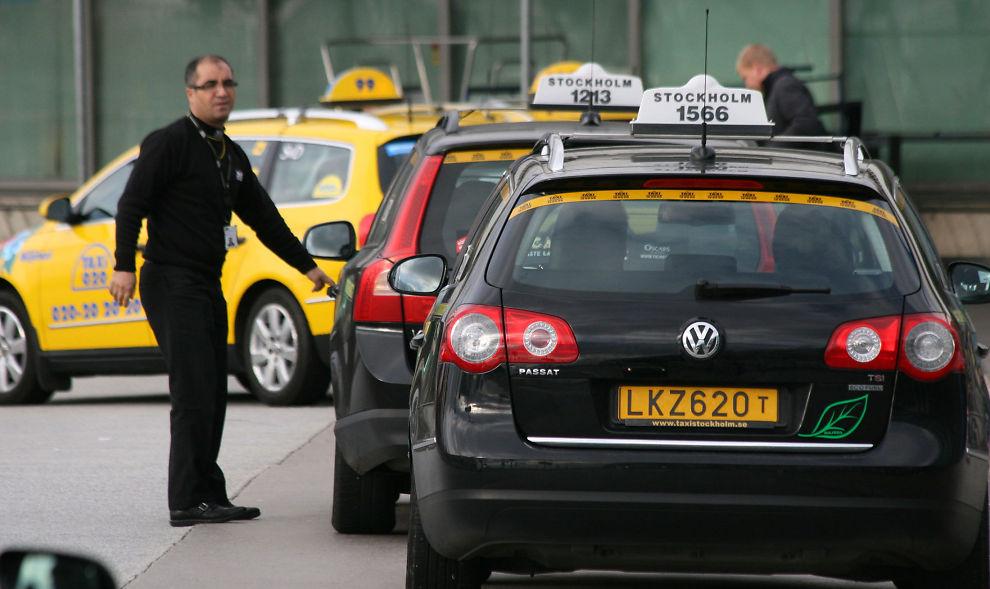MYE BILLIGERE: Både i København og i Stockholm er taxiprisene langt lavere enn i den norske hovedstaden.