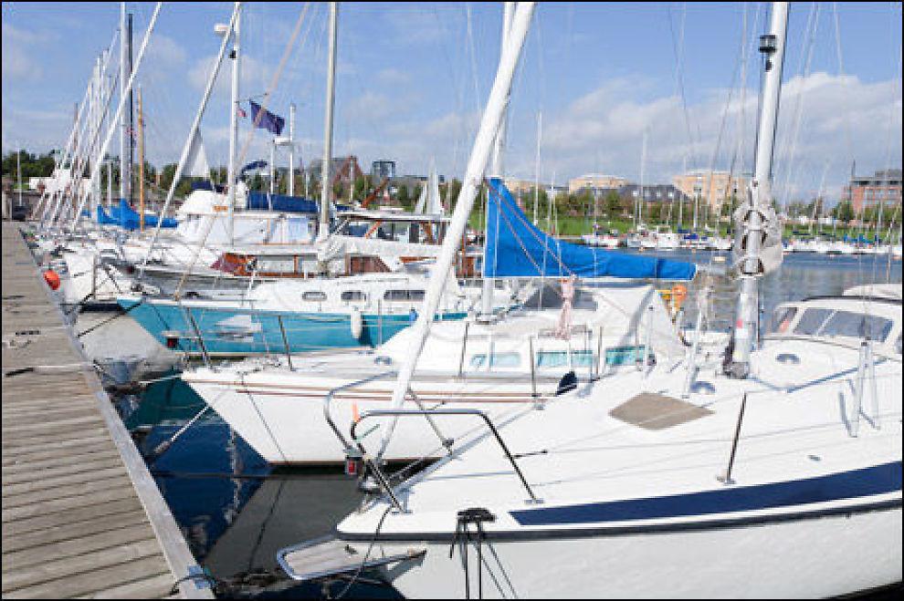 SJEKK: Unngå at båtdrømmen går i grus med denne sjekklisten. Illustrasjonsfoto: www.colourbox.com