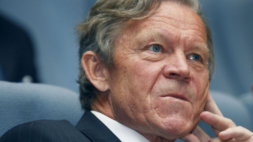 <p>PÅGREPET: Tidligere konsernsjef i Yara, Thorleif Enger, ble fredag pågrepet og siktet i den såkalte «Yara-saken».<br/><br/></p>