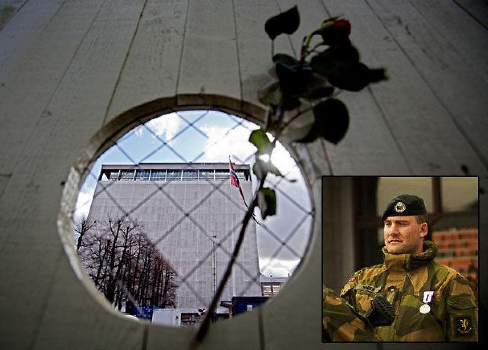 SIKKERHETSSJEF: Carl-Axel Hagen har søkt på stillingen som sikkerhetssjef for regjeringskvartalet.