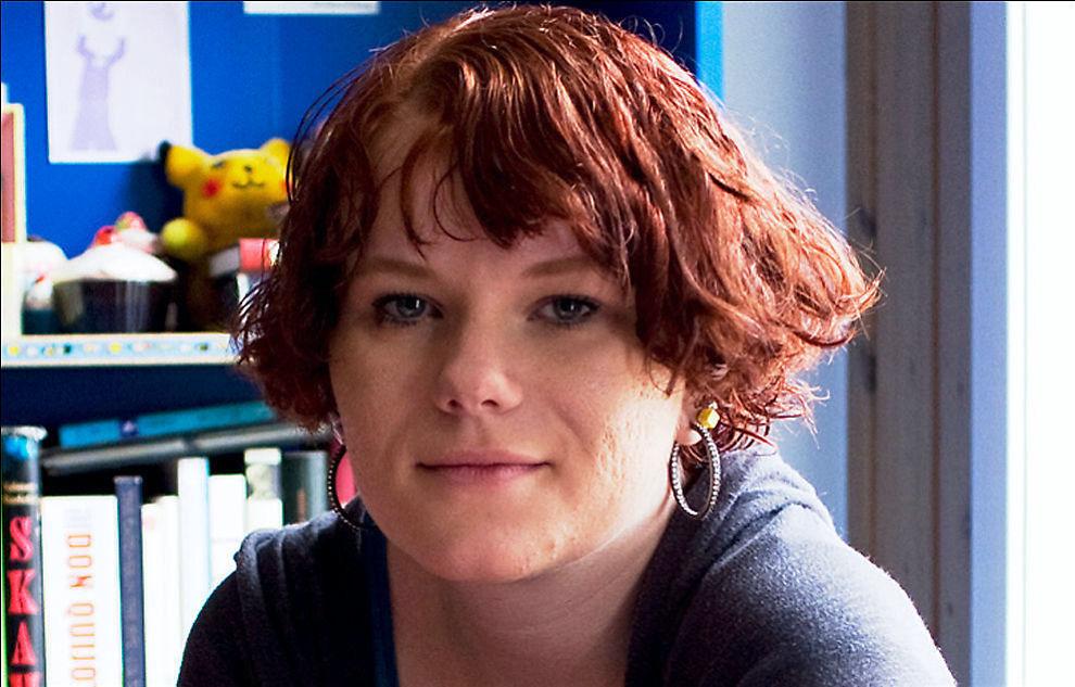 <p><b>KRITISK:</b> - Rådgiverne oppfordrer ikke til målrettethet, mener Jenni Canard, som studerer litteraturvitenskap ved Universitetet i Oslo.</p>