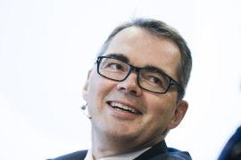 ØKER MEST: Konsernsjef Svein Richard Brandtzæg i Hydro fikk en lønnsøkning på 60 prosent i fjor.