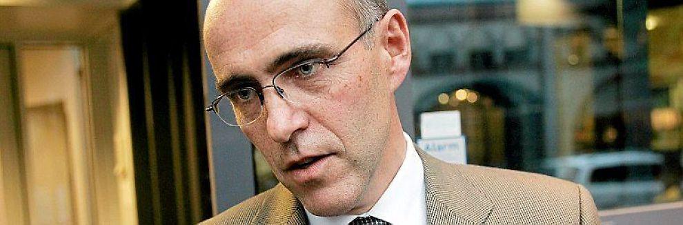NY SJEF: Rune Selmar er ny direktør i Odin forvaltning.