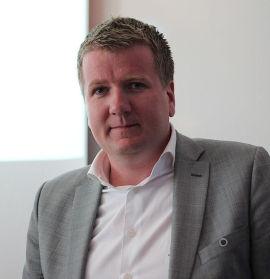 <p><b>SER FLATT</b>: Tormod Boldvik, ny leder i Norges Eiendomsmeglerforbunds (NEF) tror boligpristoppen er nådd for i år.</p>