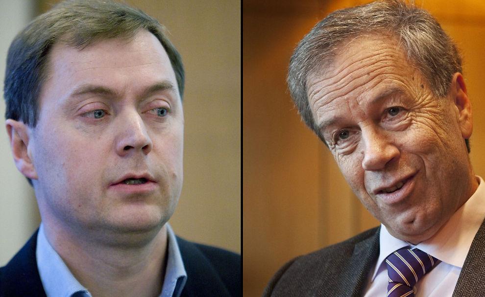 e4b2d8526 Øystein Olsen tror kronekursen skal opp - Makro og politikk - E24