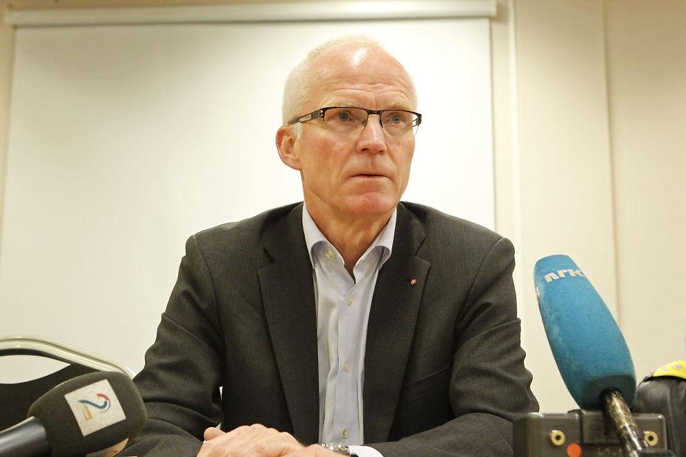 OVERTAR I STATKRAFT: Olav Fjeld ble valgt til ny styreleder i Statkraft på tirsdagens generalforsamling.