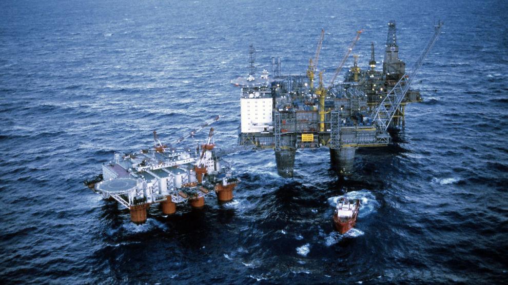 STREIK: Det streikes i oljesektoren og flere plattformer har måtte stenge. Partene står steilt imot hverandre.