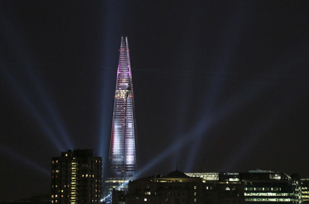 Europas høyeste bygning