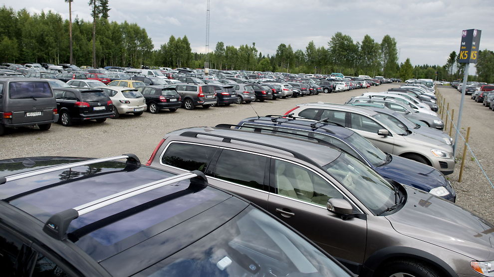 parkering lillestrøm oslo