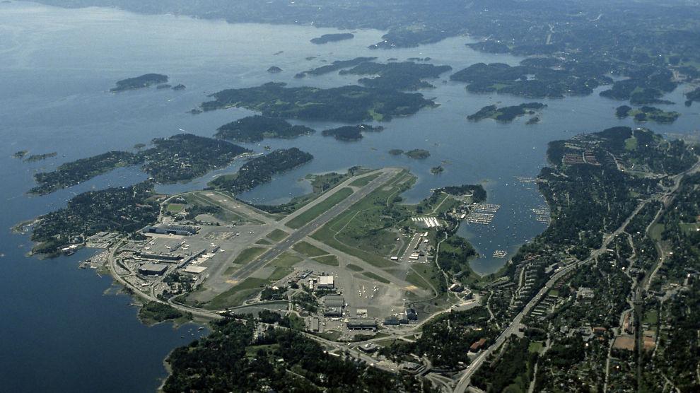 ALT HARGÅTT GALT: Da Stortinget vedtok å flytte hovedflyplassen, ble det lagt til grunn at området skulle gi plass til mer enn 10.000 boliger. Resultatet 20 år senere er 265.