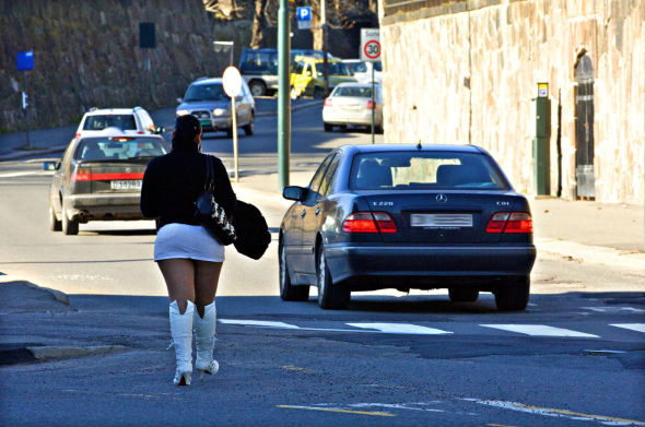 prostituerte i  prr vakre jenter