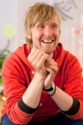 NY BUSINESS-MODELL: Blogger og sosial entreprenør, Åsmund V. Seip mener investorrollen demokratiseres når det åpnes opp for at massene kan kjøpe seg minimale eierandeler.