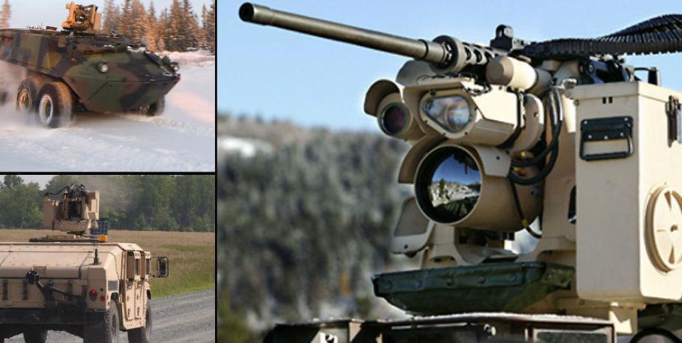 <p><b>LOKOMOTIV:</b> Kongsberg Gruppen har solgt over 10.000 våpensystemer til det amerikanske forsvaret og 15.000 totalt.<br/></p>