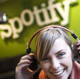 <p>STREAMING: Spotify ble utviklet i Sverige.<br/></p>