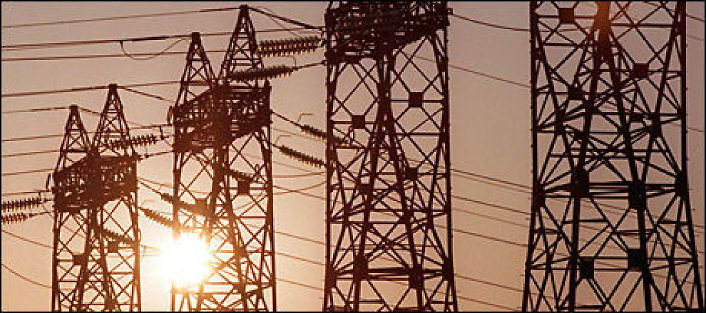 <b>MYE STRØM:</b> Overflod av regn har gitt høy kraftproduksjon og lave strømpriser i sommer. Nå er prisene på vei opp.