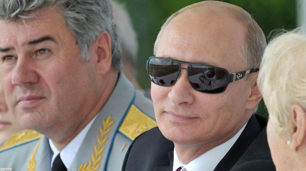 <p><b>HOLDEN MANN:</b> Russlands president, Vladimir Putin, har tilgang på store verdier, ifølge en ny bok.<br/></p>