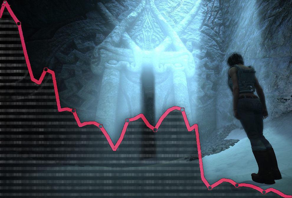 <p><b>KURSRAS:</b> Funcom-aksjen har de siste fire månedene falt med over 90 prosent, fra 24 kroner til 2,38 kroner.<br/></p>