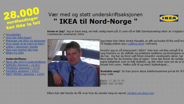 ikea i norge kart Ikea kommer til Ringsaker   Næringsliv   E24 ikea i norge kart