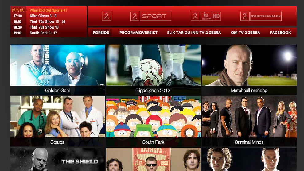 Tv2 zebra program