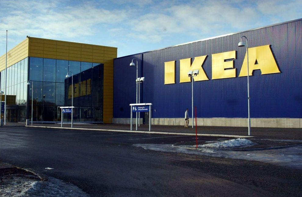 <p><b>SATSER:</b> Ikea melder om åpningen av nytt varehus. Bildet er fra Ikea i Trondheim.</p>