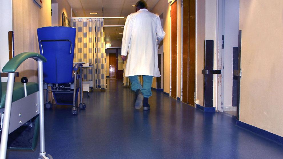 <p><b>DRAMATISK:</b> Administrerende direktør Petter Furulund i NHO Service mener situasjonen er dramatisk på de streikerammede sykehjemmene.<br/></p>