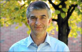 <b>NAV- direktør</b> Joakim Lystad er glad for at målet om 20 prosent nedgang i sykefraværet nå er nådd for privat sektor.