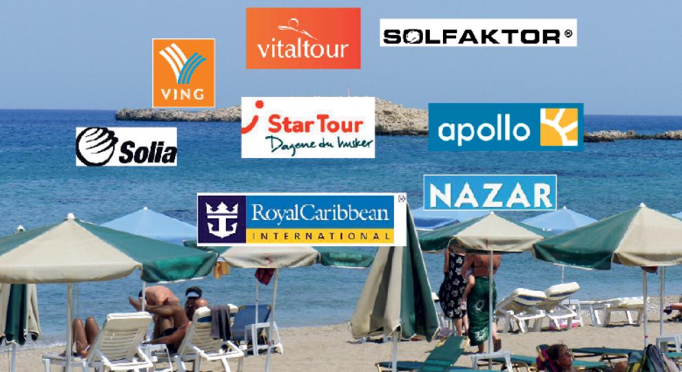 <p><b>Størrelsen teller:</b> Er det trygt å reise med et lite selskap? Undersøkelse tyder på at de største selskapene fikser ferien best.</p>