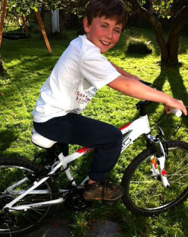 tyveri av sykkel