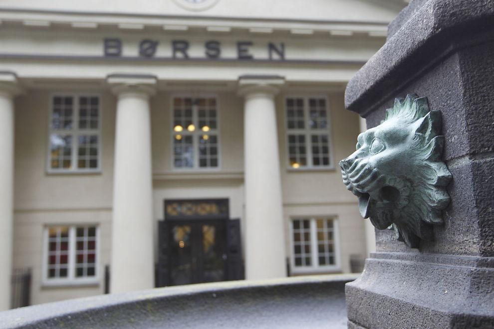 <p><b>SVAK OPPTUR:</b> Hovedindeksen på Oslo Børs sendes svakt opp tirsdag formiddag.<br/></p>