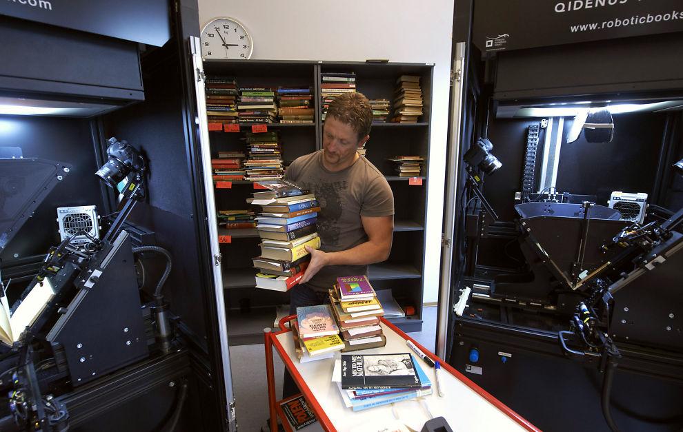 447cfebe3 100.000 norske bøker gratis på nett - Forbrukerrettigheter - Privat ...