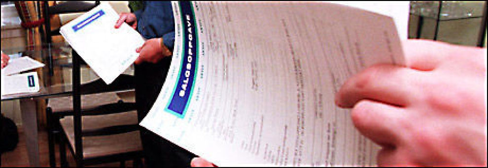 <p><b>NY BOLIG</b>: Fra 2015 blir det obligatorisk med boligsalgsrapport ved salg av bolig. Foto: Scanpix</p>