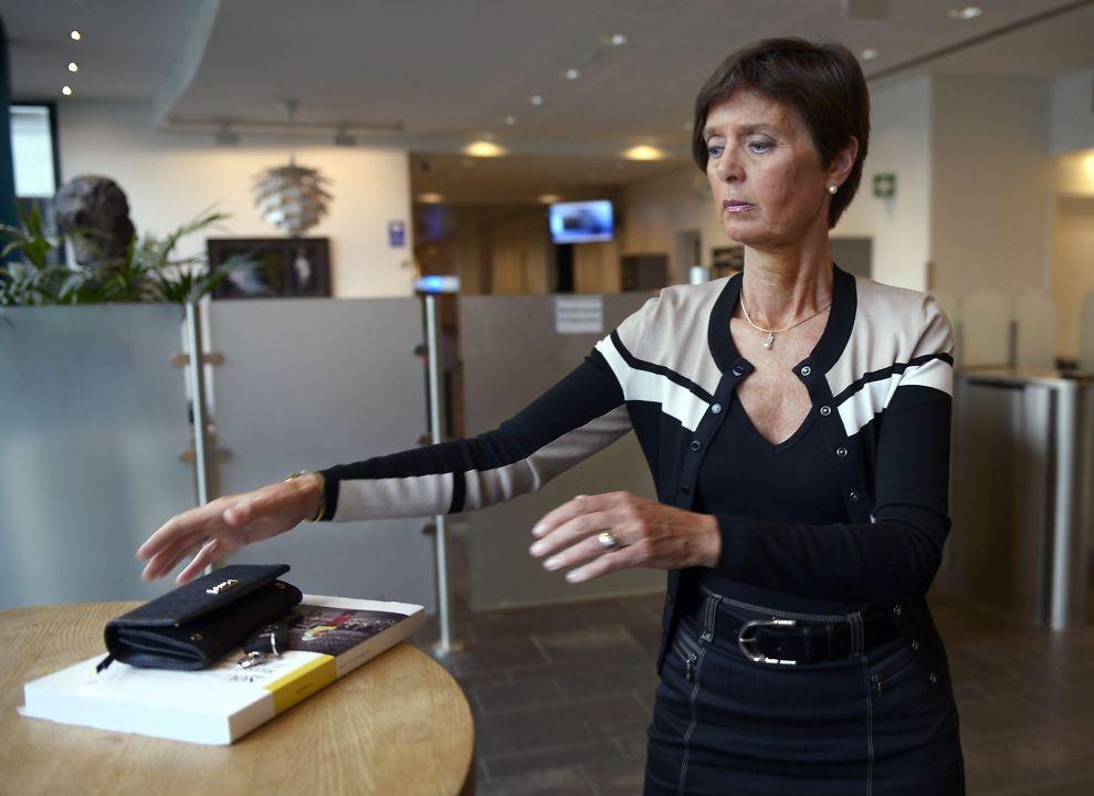 <p><b>KRITISK:</b> Tidligere politidirektør Ingelin Killengren sier synet på nytt nødnett var en viktig faktor da hun ga seg i stillingen.<br/></p>