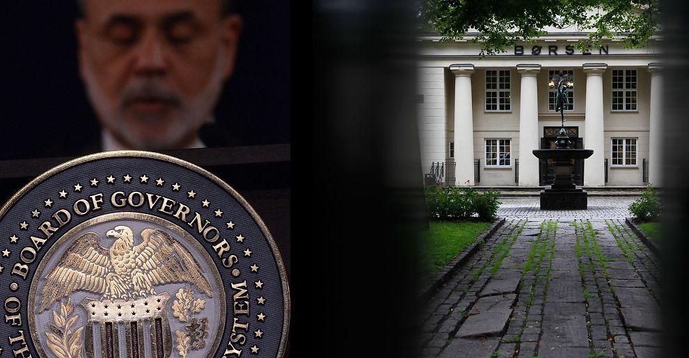 <p>VEKSTAGENDA: De store sentralbankene, inkludert USAs, har lagt til rette for vekst. Det vil tiltrekke investorene på Oslo Børs.<br/></p>