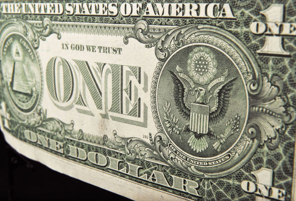 kursen på dollar Ulsteinvik