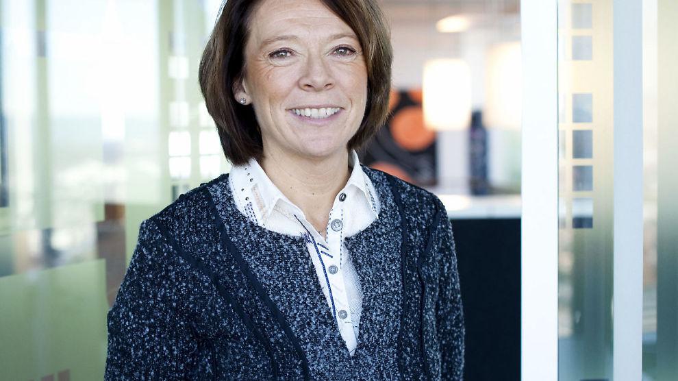 <p><b>STATLIG NEDSALG:</b> - Dette vil ha stor betydning for selskapets vekst og verdiskaping, sier Anne Harris, konstituert administrerende direktør i Entra Eiendom.</p>