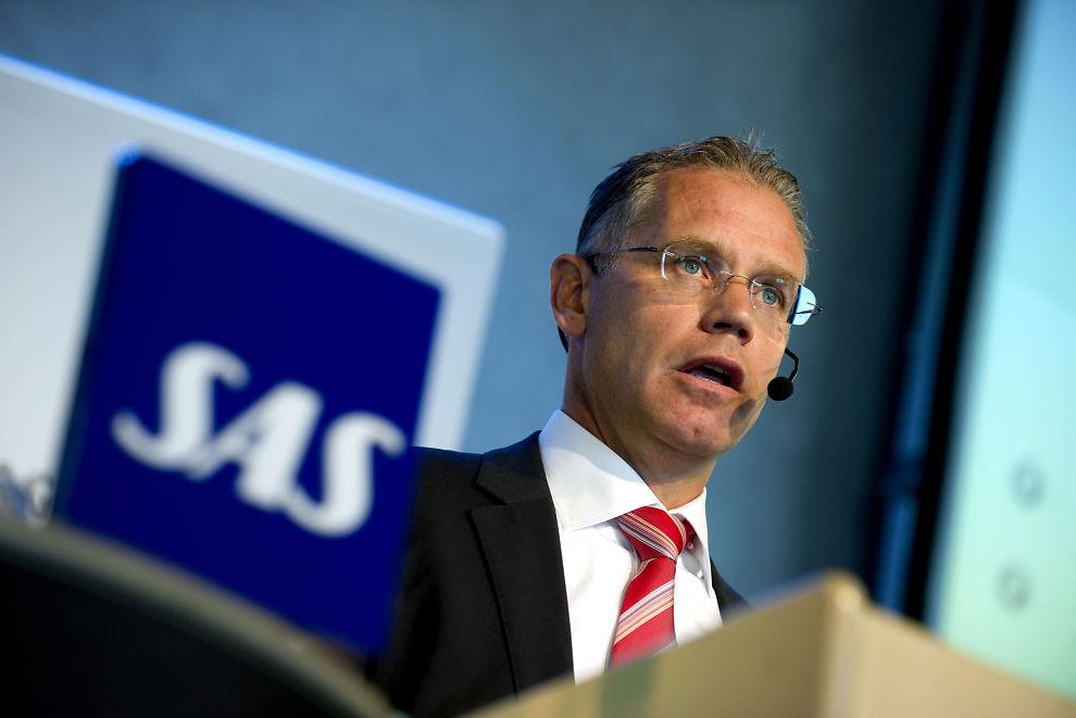 <p><b>TJENER GODT:</b> SAS-sjefen Rickard Gustafson har en solid årslønn og i tillegg en pensjonsavtale verdt over 50 millioner kroner, ifølge Dagens Næringsliv.<br/></p>