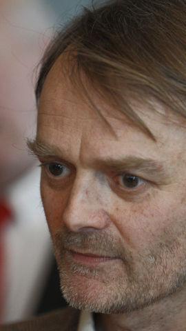 <p>Seniorforsker Knut Røed</p>