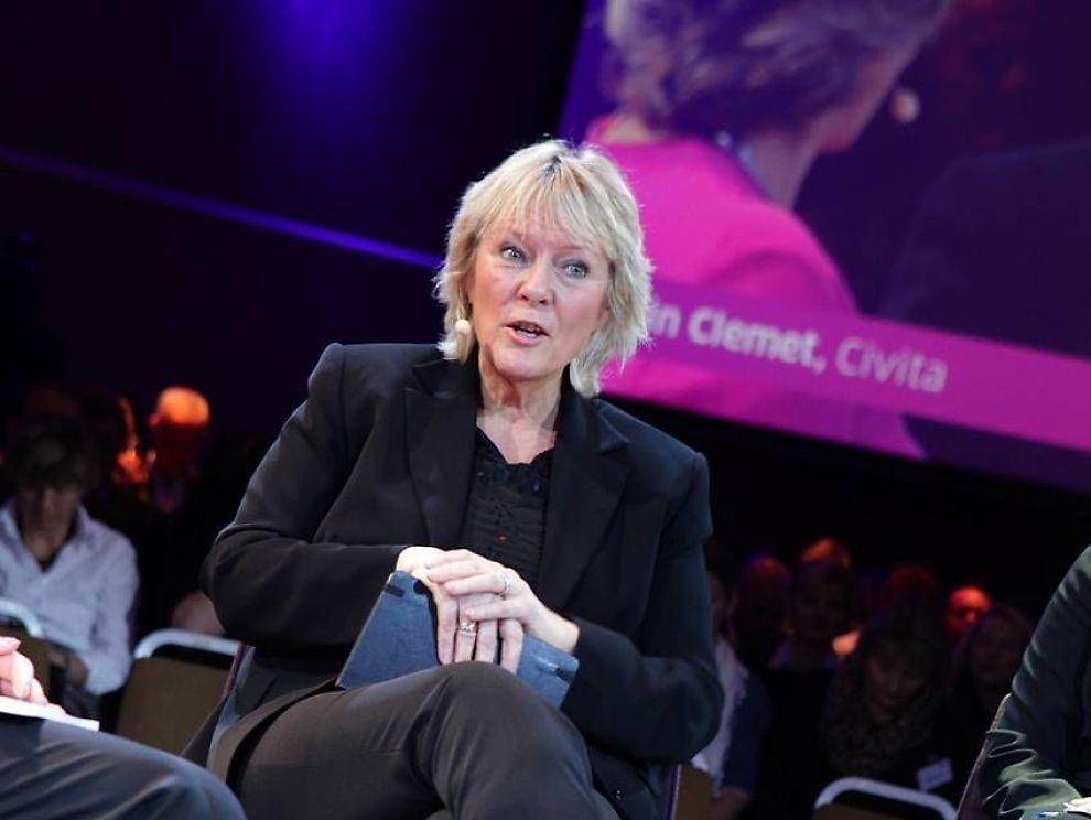 <p><b>VIL FJERNE HINDRE:</b> Kristin Clemet i tankesmien Civita vil gjøre det lettere for arbeidere fra ikke-europeiske land å komme til Norge.<br/></p>