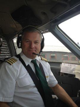<p><b>HAR PLANENE KLARE:</b> Investor Ola Giæver har planene klare for å kjøpe Widerøe hvis SAS vil selge. Giæver er selv pilot.<br/></p>