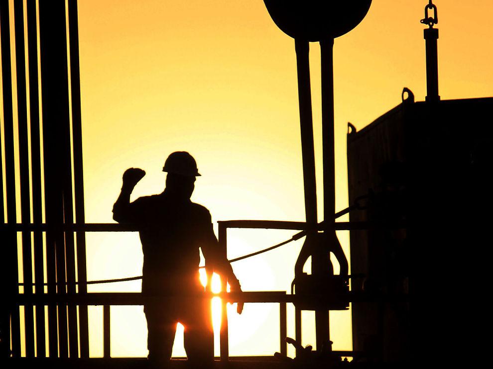 <p><b>REVOLUSJON:</b> IEA forventer at USA vil gå gjennom en oljerevolusjon.<br/></p>