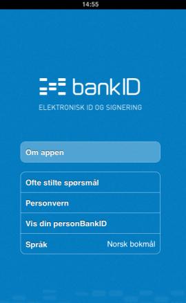 <p><b>App for iPad og iPhone:</b> BankID har en egen app for iOS. Den lar deg logge på fra iPad og iPhone uavhengig av hvilken mobiloperatør du har. Fungerer med noen få banker til nå, men vil fungere med innlogging på IDPorten til staten, lover BankID. Det er bare å installere appen på egen telefon/nettbrett, og så vil appen starte når du kommer til innlogging på en tjeneste som fungerer med appen. Der legger du inn info som på en vanlig maskin.</p>