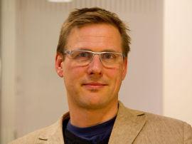 Seksjonssjef i NVE, Thor Erik Grammeltvedt.