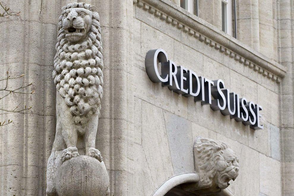 <p><b>HAR NOK INNSKUDD:</b> Credit Suisses kontor i Zürich forsøker å forhindre at valutaspekulanter bruker deres bank til å oppbevare sveitsiske franc.</p>