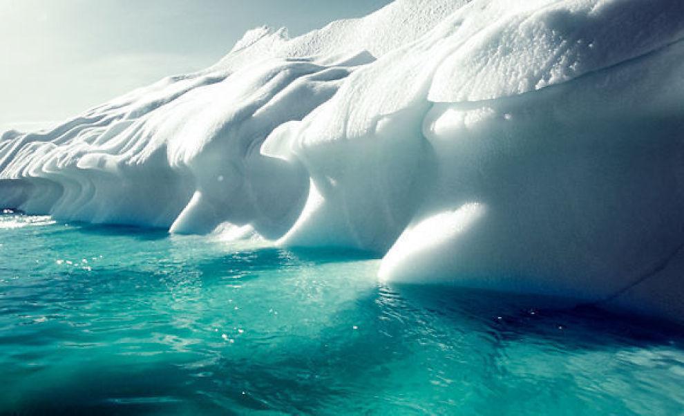 KALDT: Varmere arktiske områder, kan gi kaldere vintervær i Norge, mener forskere.