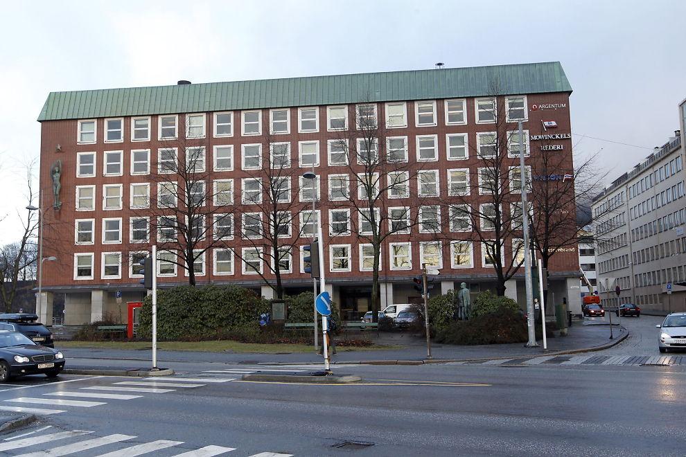 <p><b>BØR AVVIKLES:</b> Statlige Argentum holder til i disse lokalene på Bryggen i Bergen.<br/></p>