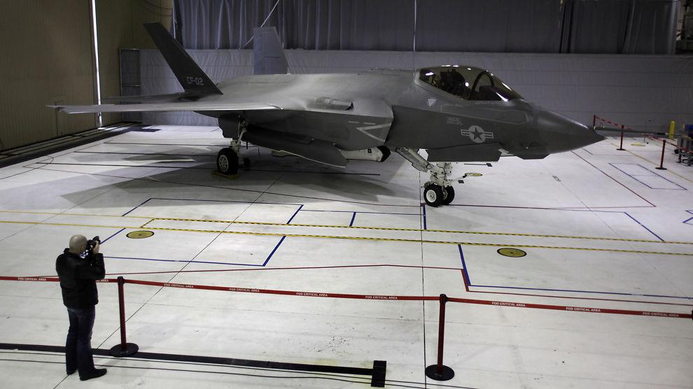 <p><b>SER SEG OM:</b> Regjeringen i Canada har begynt å se seg om etter alternativer til det omstridte F-35-jagerflyet. De andre landene som samarbeider om F-35-prosjektet utenom USA og Canada, er Norge, Storbritannia, Italia, Tyrkia, Australia, Danmark og Nederland.</p>