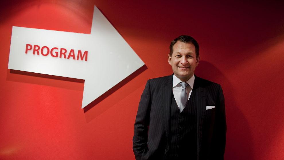 <p>SOLGT: TVNorge-sjef Harald Strømme har i dag blitt solgt fra tyske SBS Nordic til amerikanske Discovery.</p>